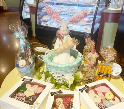 Fill Your Pup's Easter Basket With These Adorable Treats From Three Dog Bakery